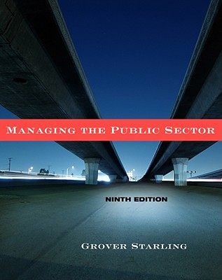 Managing the Public Sector - Starling, Grover