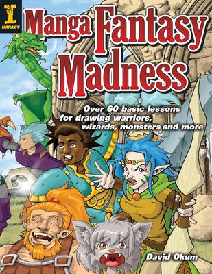 Manga Fantasy Madness - Okum, David
