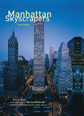 Manhattan Skyscrapers - Nash, Eric P