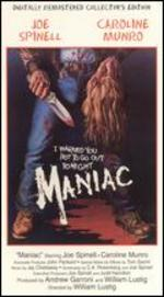 Maniac! [Blu-ray]