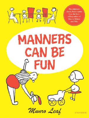 Manners Can Be Fun - Leaf, Munro