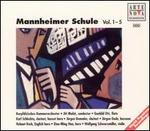 Mannheimer Schule, Vols. 1-5