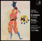 Manuel De Falla: El sombrero; Noches