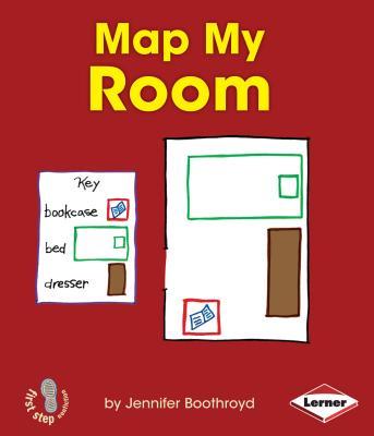 Map My Room - Boothroyd, Jennifer