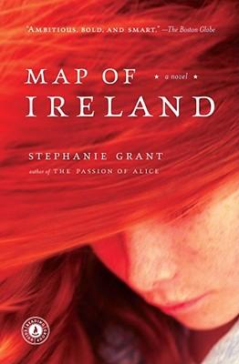 Map of Ireland - Grant, Stephanie