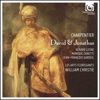 Marc-Antoine Charpentier: David & Jonathas - Bernard Deletré (bass); Dominique Visse (haute contre vocal); Gérard Lesne (haute contre vocal);...