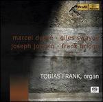 Marcel Dupré, Giles Swayne, Joseph Jongen, Frank Bridge