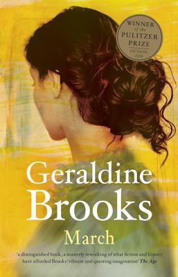 March - Brooks, Geraldine