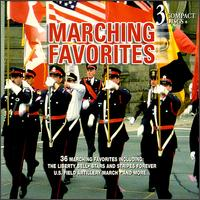 Marching Favorites - Various Artists