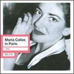 Maria Callas in Paris, 1958