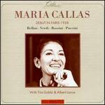 Maria Callas's Debut in Paris 1958