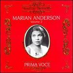 Marian Anderson 1897 - 1993