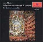 Marin Marais: La Gamme et autres morceaux de symphonie