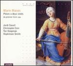 Marin Marais: Pièces a deux violes du premier livre, 1686