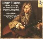 Marin Marais: Pi?ces de Viole du Second Livre, 1701