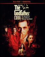 Mario Puzo's The Godfather, Coda: The Death of Michael Corleone [Includes Digital Copy] [Blu-ray]