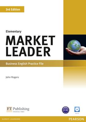 Market Leader 3rd Edition Elementary Practice File & Practice File CD Pack - Rogers, John