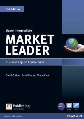 Market Leader 3rd Edition Upper Intermediate Coursebook & DVD-Rom Pack - Cotton, David, and Falvey, David, and Kent, Simon