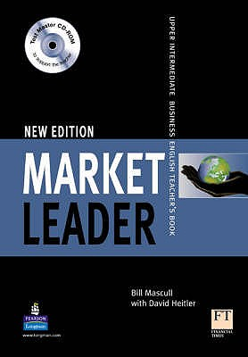 Market Leader Upper Intermediate Teachers Book New Edition and Test Master CD-Rom Pack - Mascull, Bill, and Hughes, John