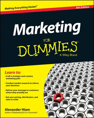 Marketing for Dummies - Hiam, Alexander