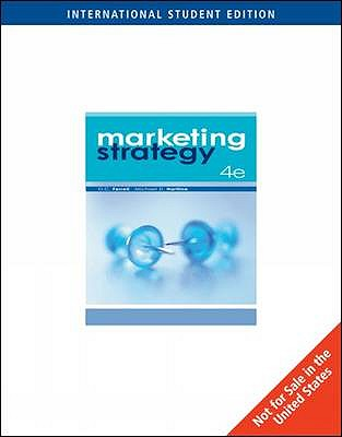 Marketing Strategy - Hartline, Michael, and Ferrell, O. C.