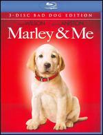 Marley & Me [Bad Dog Edition] [3 Discs] [Includes Digital Copy] [Blu-ray/DVD] - David Frankel