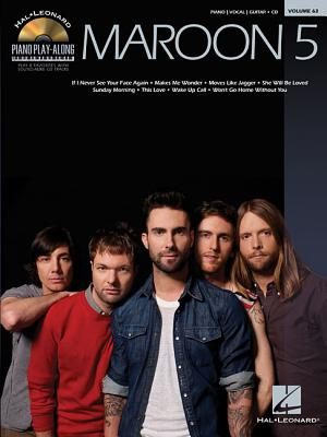 Maroon 5 - Hal Leonard Publishing Corporation (Creator)