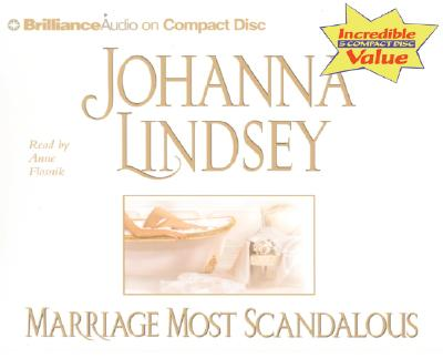 Marriage Most Scandalous - Lindsey, Johanna, and Flosnik (Read by)