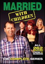 Married with Children: The Complete Series [21 Discs] -