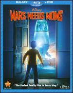 Mars Needs Moms [2 Discs] [Blu-ray/DVD]