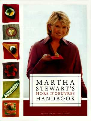 Martha Stewart's Hors D'Oeuvres Handbook - Stewart, Martha (Introduction by), and Gallagher, Dana (Photographer), and Spungen, Susan