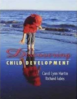 Martin and Fabes Discovering Child Developmentfirst Edition - Martin, Carol Lynn