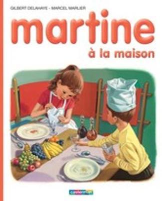 Martine HB: Martine a LA Maison -