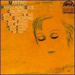 Martinu: Concertos for Harpsichord, Oboe, Cello