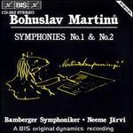 Martinu: Symphonies 1 & 2