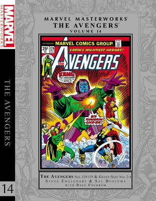 Marvel Masterworks: The Avengers Volume 14 - Englehart, Steve, and Thomas, Roy, and Buscema, Sal (Artist)
