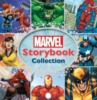 Marvel Storybook Collection -