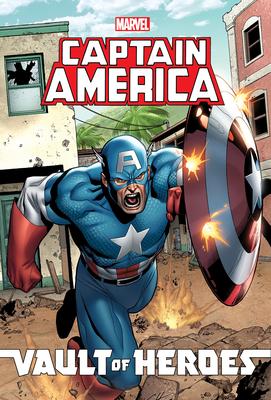 Marvel Vault of Heroes: Captain America - Tobin, Paul, and Gray, Scott