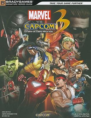 Marvel vs. Capcom 3 Signature Series Guide - BradyGames