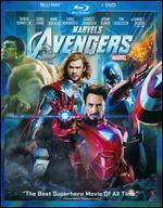 Marvel's The Avengers [2 Discs] [Blu-ray/DVD]