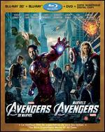 Marvel's The Avengers [French] [3D] [Blu-ray/DVD]