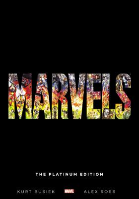 Marvels: The Platinum Edition Slipcase - Busiek, Kurt (Text by)