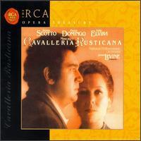 Mascagni: Cavalleria Rusticana - Anne Simon (mezzo-soprano); Isola Jones (mezzo-soprano); Jean Kraft (mezzo-soprano); Pablo Elvira (baritone);...