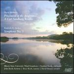 Maslanka: Procession of the Academics; A Carl Sandburg Reader; Archer: Symphony No. 3
