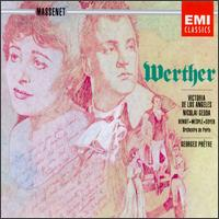 Massenet: Werther - André Mallabrera (vocals); Christos Grigoriou (vocals); Jean-Christophe Benoit (vocals); Mady Mesplé (vocals);...