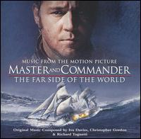 Master and Commander: The Far Side of the World [Music from the Motion Picture] - Iva Davies, Christopher Gordon & Richard Tognetti