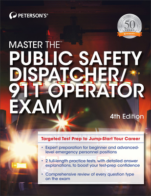 Master the Public Safety Dispatcher/911 Operator Exam - Peterson's