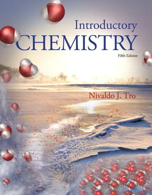 Masteringchemistry with Pearson Etext -- Standalone Access Card -- For Introductory Chemistry - Tro, Nivaldo J