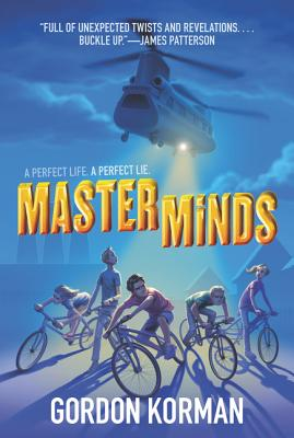 Masterminds - Korman, Gordon