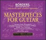 Masterpieces for Guitar [Exclusive Free Sampler Included]
